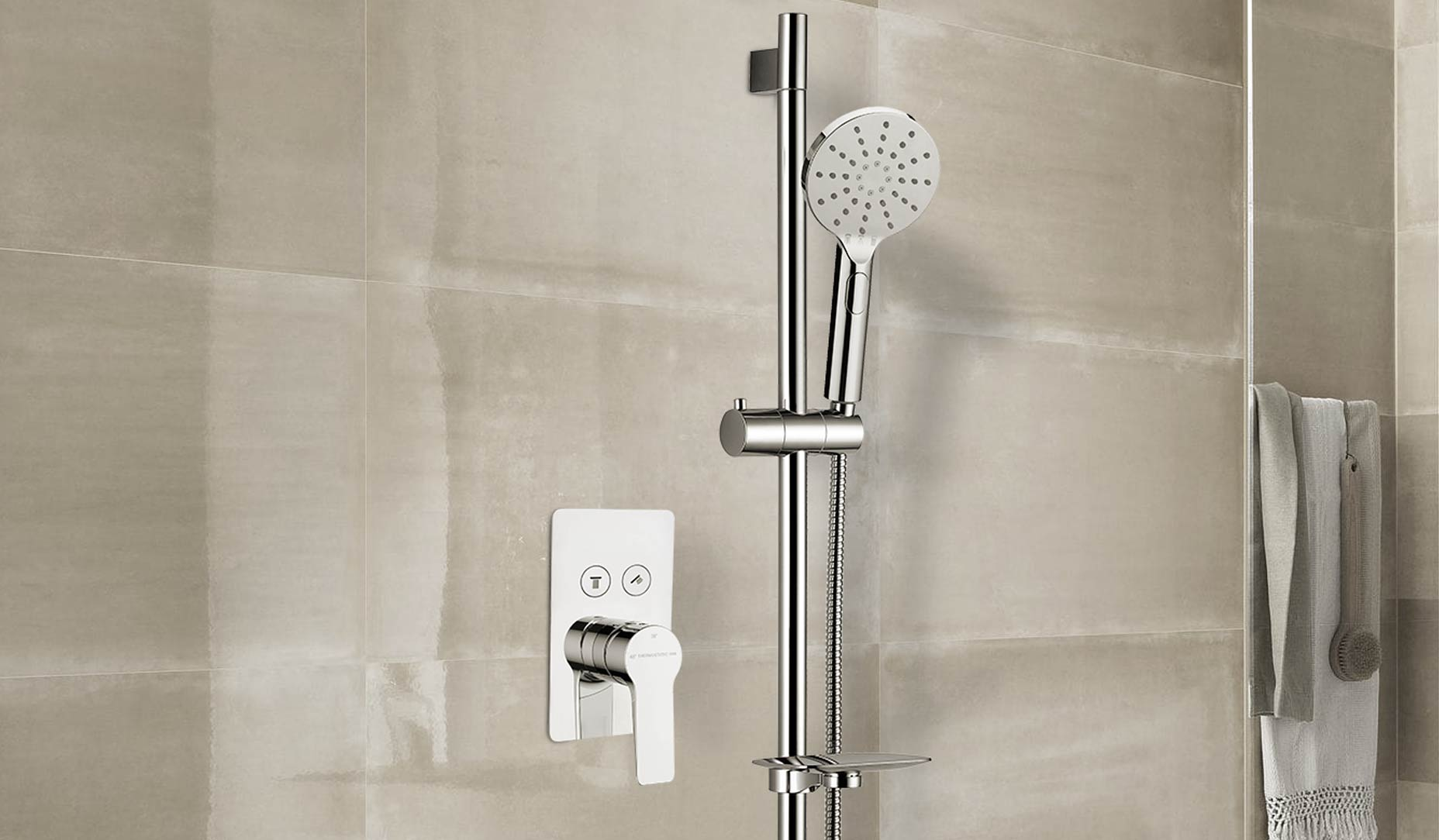 probleme avec colonne de douche
