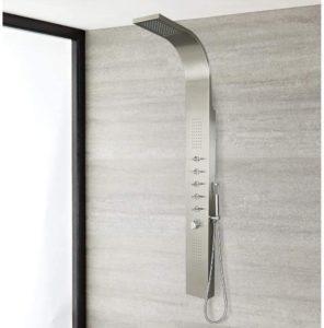 Hudson Reed Colonne de Douche Thermostatique Design Multifonction Niagara