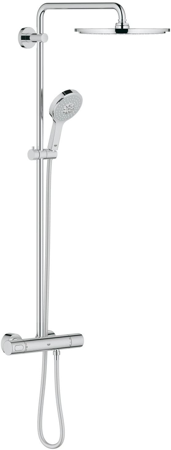 grohe Système de Douche avec Mitigeur Thermostatique 27968000 Rainshower System 310