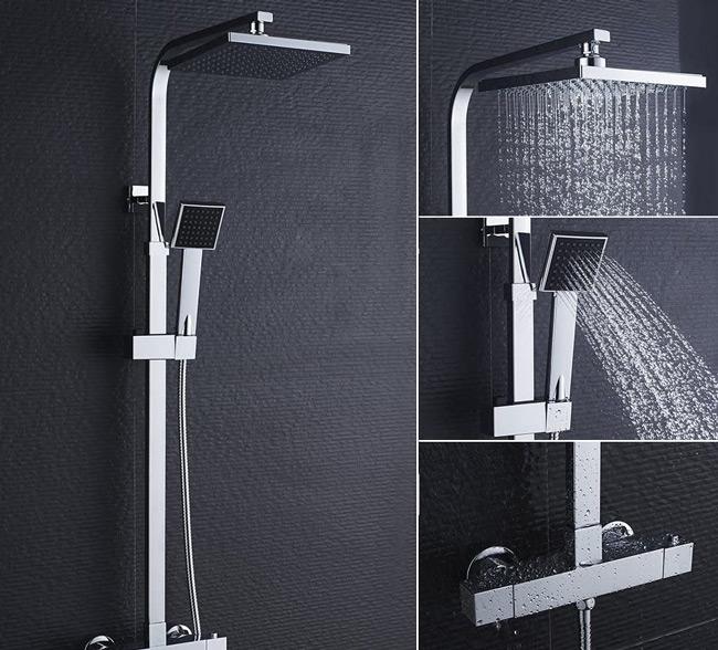 auralum colonne de douche